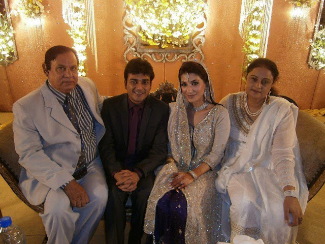 azfar ali and navin waqar wedding