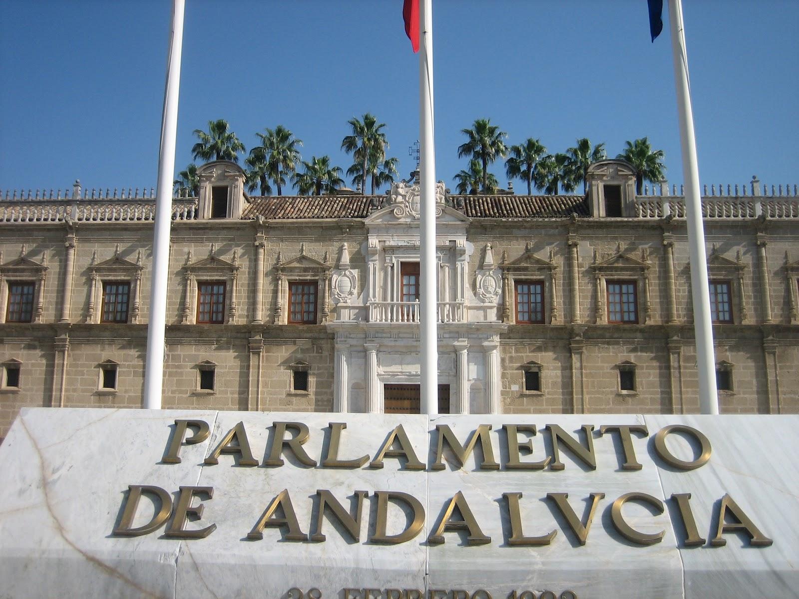Estado de sevilla d a de andaluc a en sevilla for Parlamento sede