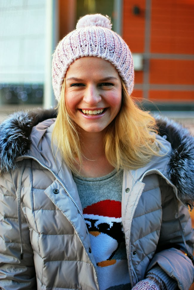 Ирина Павлова блоггер, befree, новогодний свитер