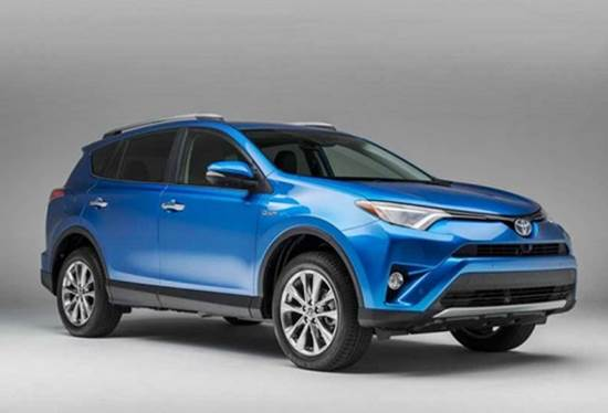 2017 Toyota RAV4 Price in UAE
