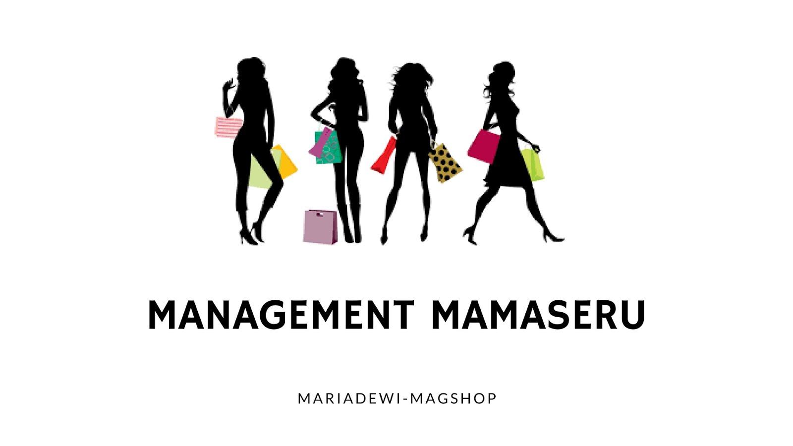 Management Mama Seru - Online MagShop