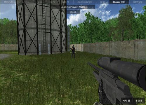 لعبة الحرب الجديدة Masked Shooters 2 للكمبيوتر اصدار 2016