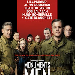 Poster The Monuments Men 2014