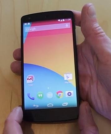 Google Nexus 5 Philippines, Nexus 5, LG Nexus 5