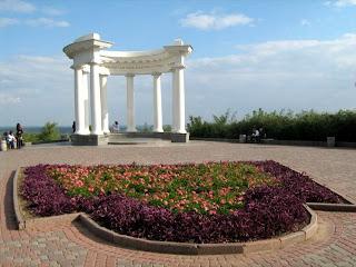 Полтава, Біла альтанка