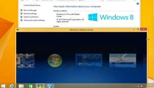 Microsoft Windows 8.1 Pro WMC With Office Pro Plus 2013 SP1 15.0.4701.1000