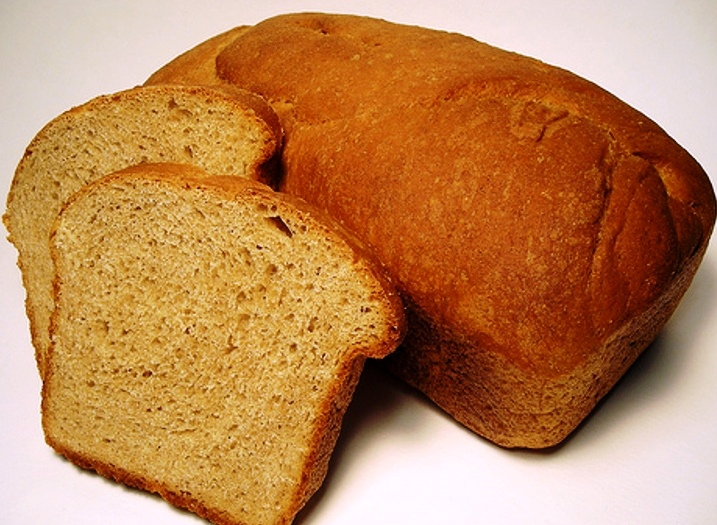 The Bestest Recipes Online: 100% Whole Wheat Bread