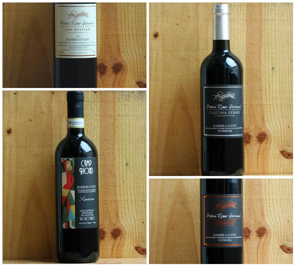 beste italiensk vin
