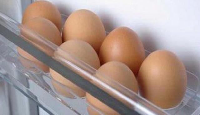 Ketahui Bahaya Menyimpan Telur Didalam Kulkas