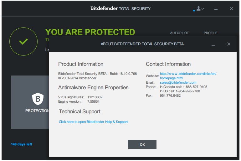 Bitdefender Total Security 2015 Full Version