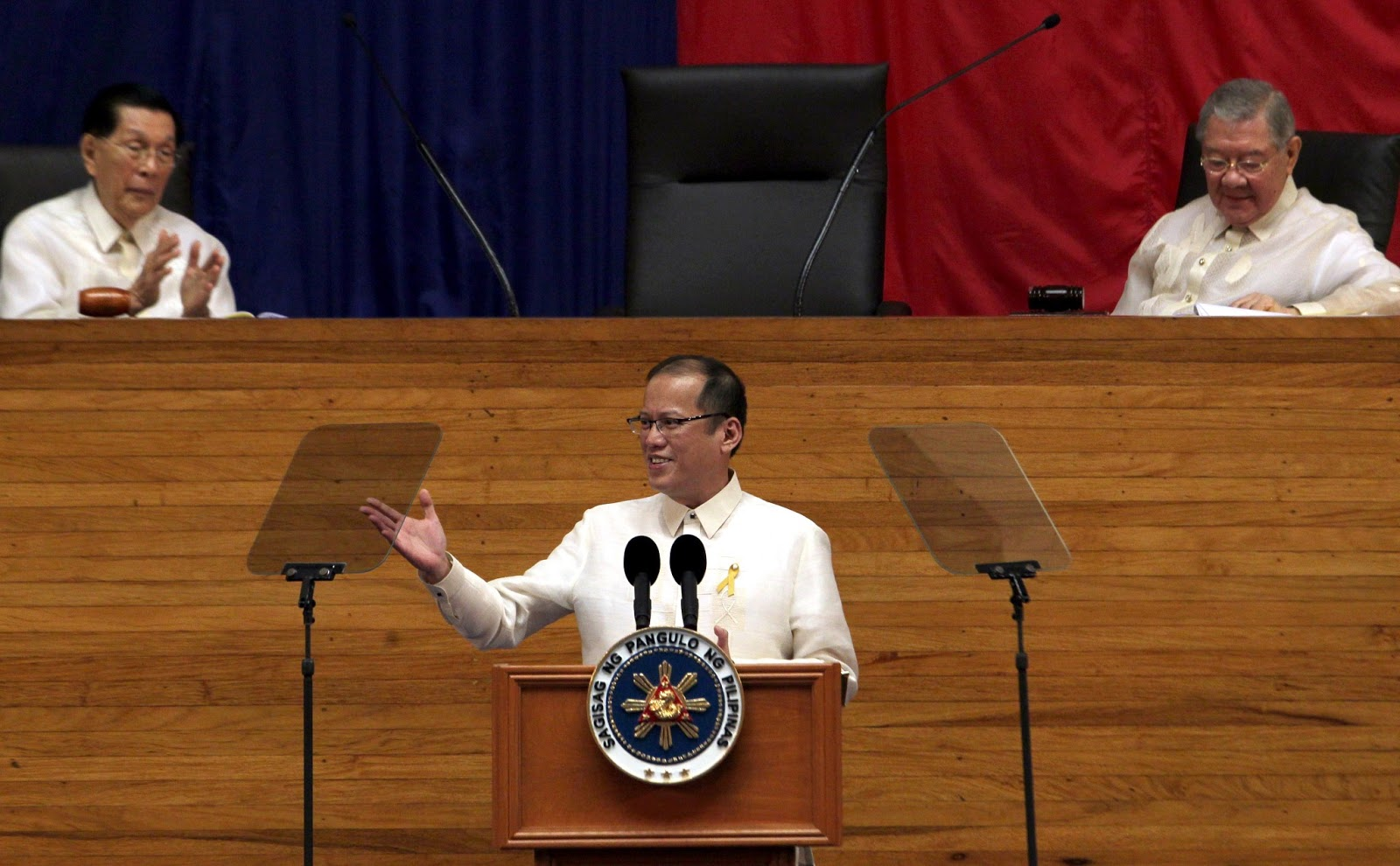 reaction paper on sona 2015 Reaksyon sa sona ni p-noy fairly understanding your question, i surmise that you are asking our reaction on the recently held sona.