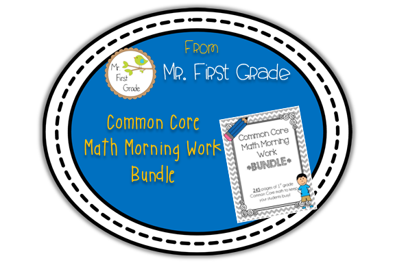 http://www.teacherspayteachers.com/Product/CC-Math-Morning-Work-Bundle-245-pages-1135892
