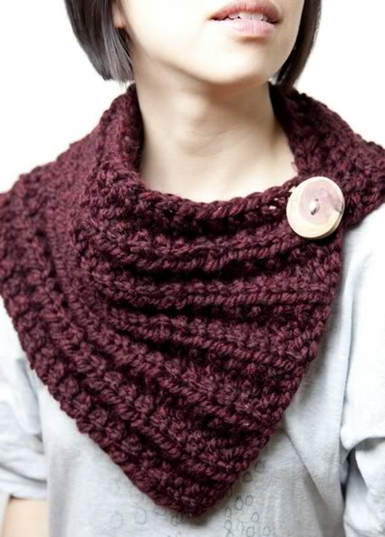 Knitting Pattern Scarf Neck Warmer : Elemental Art Jewelry: 2012 Bead Dreams Contest Piece-