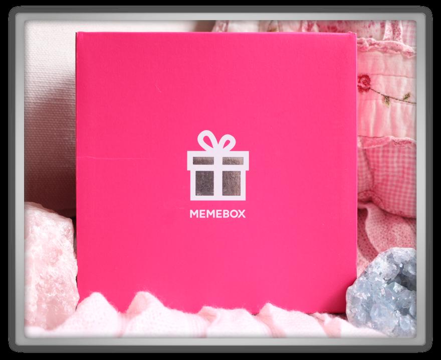 겟잇뷰티박스 by 미미박스 memebox beautybox scentbox 2 baby powder unboxing review preview box