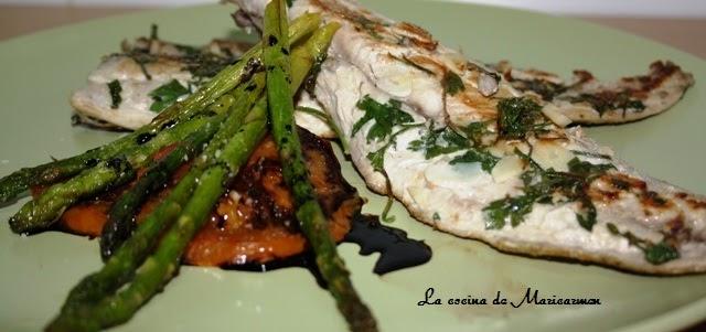 La cocina de maricarmen pez limon - Cocinas maricarmen ...