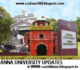 Anna Univ Updates