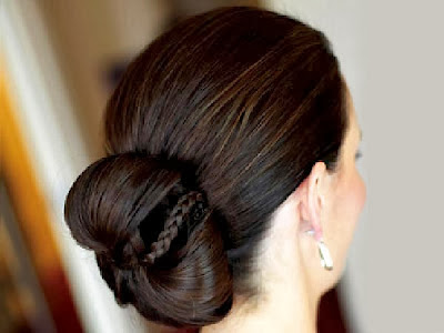 Hair Style Jooda : Simple Indian Hair Style For Girls Latest hairstyles for women