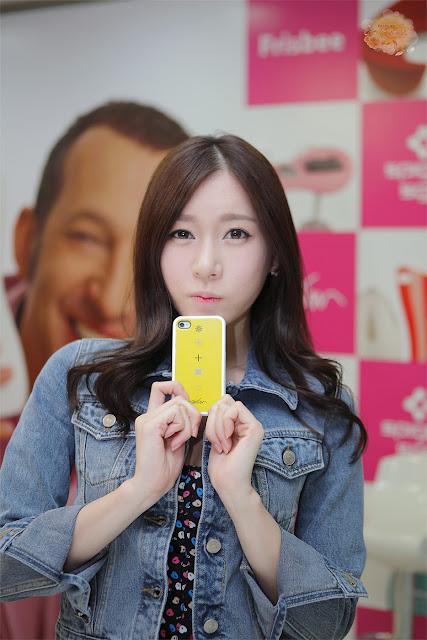 2 Han Ji Eun for Spigen SGP-very cute asian girl-girlcute4u.blogspot.com