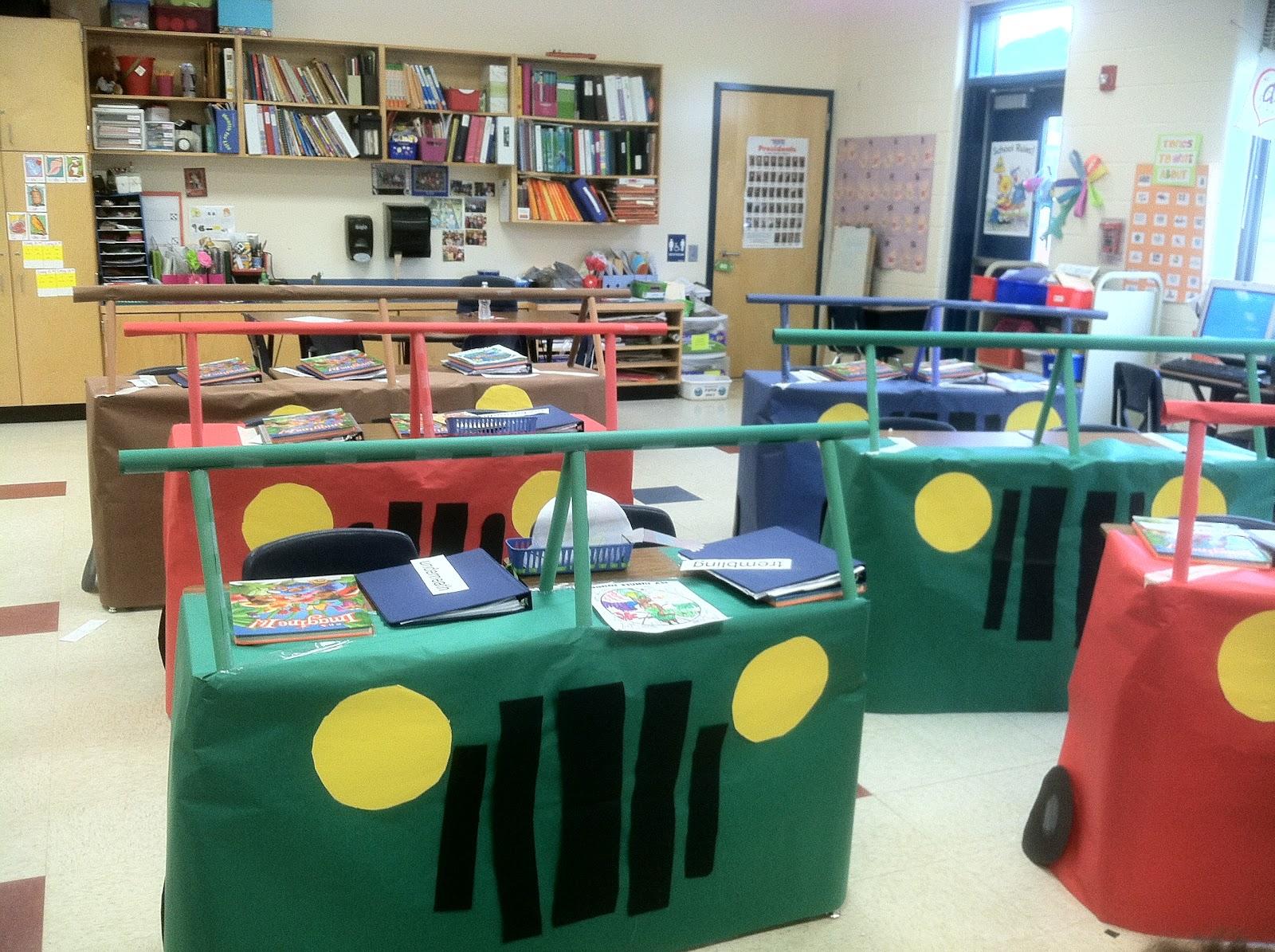 Classroom Theme Ideas For First Grade ~ Fantastic first grade august