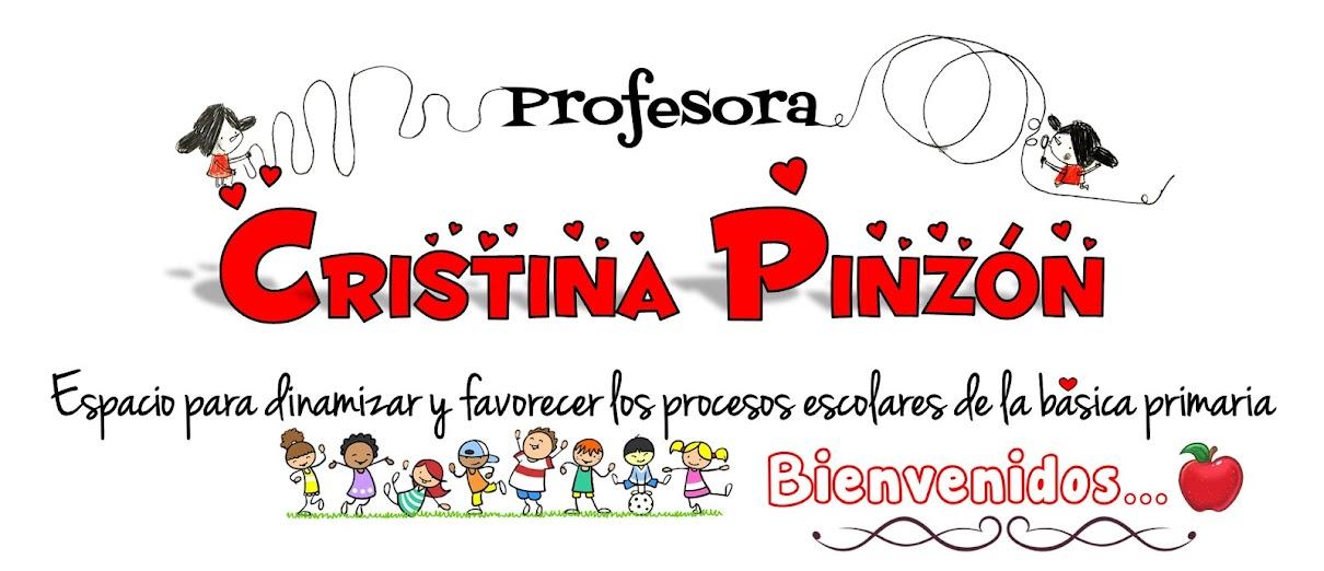 Profesora Cristina Pinzón