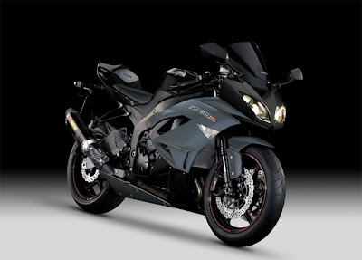 Kawasaki Ninja ZX-6R Performance Edition
