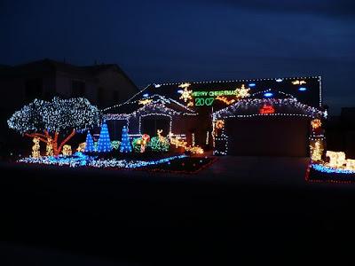 luces+de+navidad+2007 Imagenes de luces navideñas.