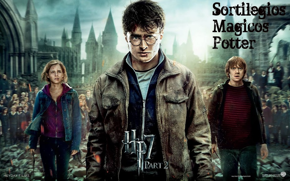 Sortilegios Magicos Potter