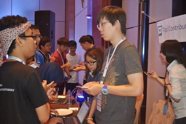 Pengalaman di Google Student Ambassador SEA SUMMIT 2014 | MMufidLuthfi