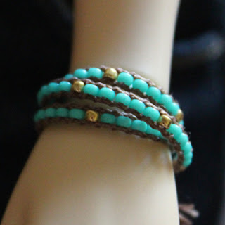 inEssenceCreations - MiniFee Wrap Bracelet