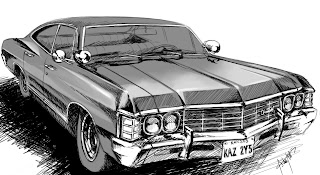 cartum do impala