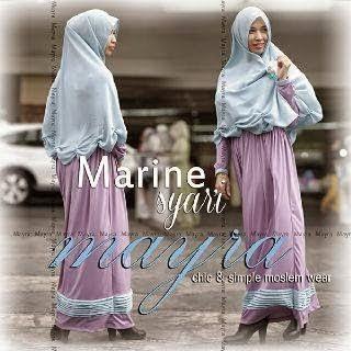 Baju Muslim Terbaru Tanah Abang