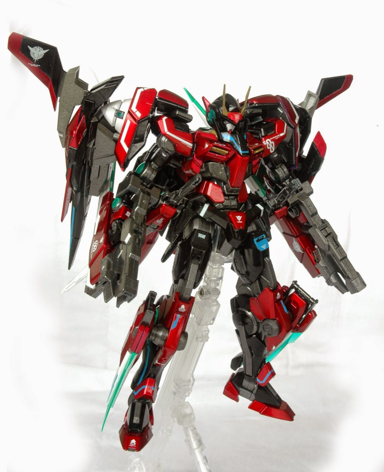 custom build mg 1100 00 raiser seven sword quotrevenant