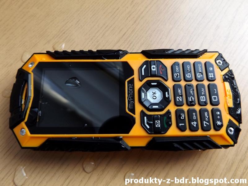 Testujemy Produkty Z Biedronki Telefon Myphone Hammer