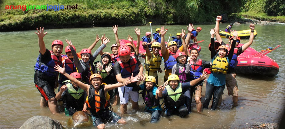 Rafting, Paintball, Outbound, Arung Jeram Jogja dan Magelang