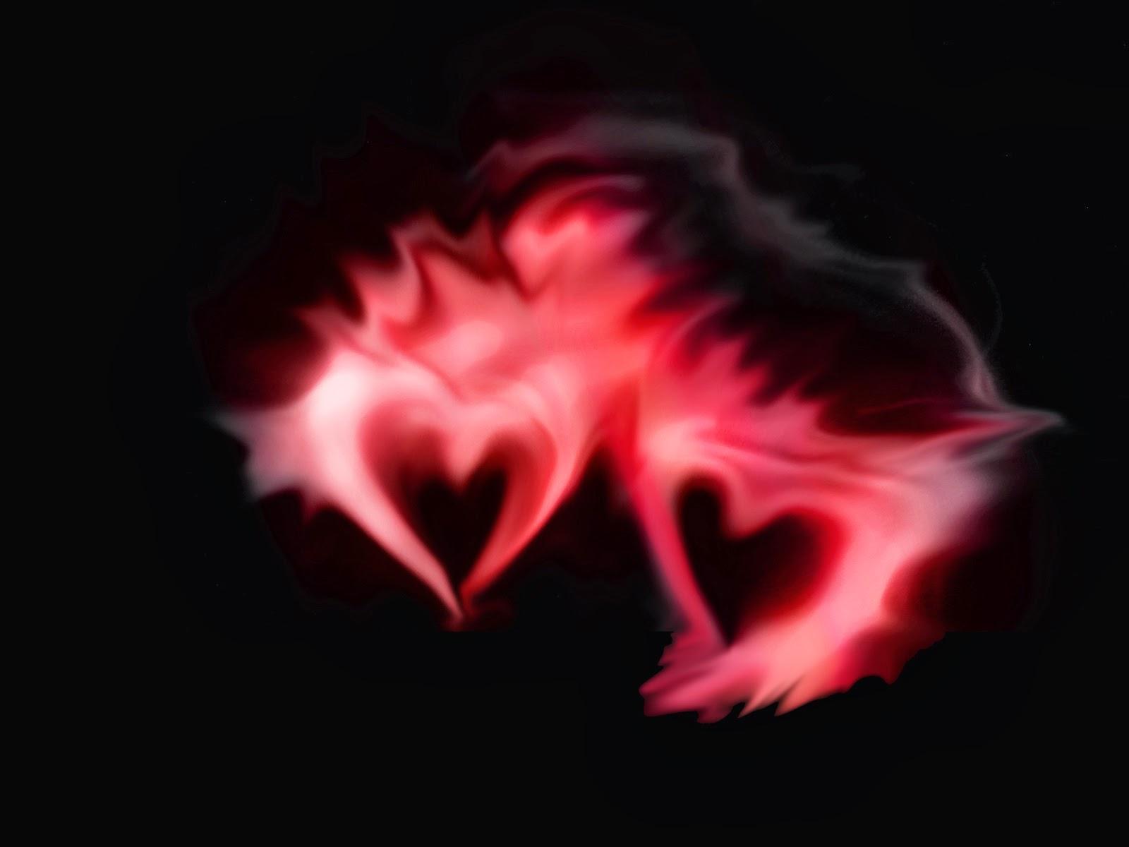 Corazones amor eterno