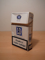 Pack of cigarettes Dunhill in New York