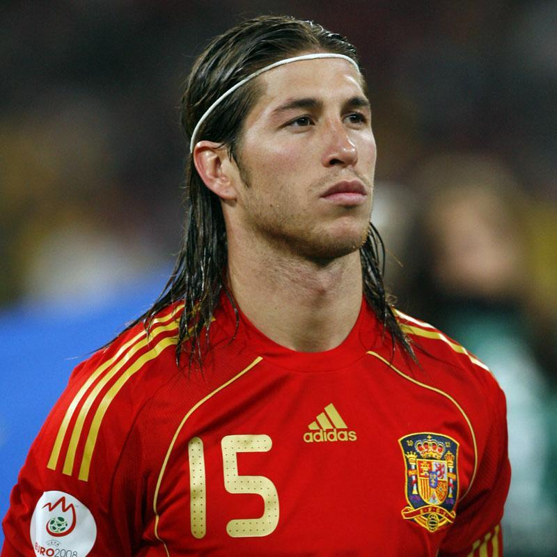 Hairstyle Amp Haircut Sergio Ramos Best Soccer Hairstyle