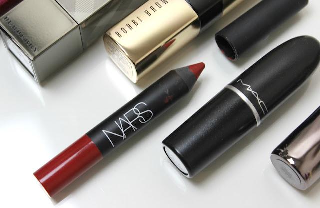 A picture of  NARS Cruella Velvet Matte Lip Pencil