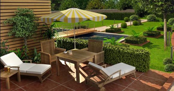 Bah e mobilyalar ankara bahce d zenleme i leri yap m 0532 - Suelos para jardines pequenos ...