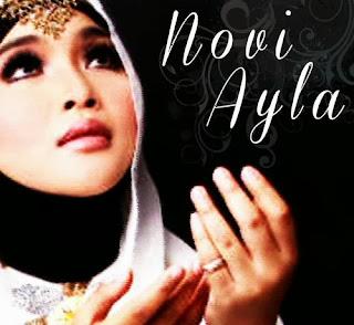 Download Lagu Novi Ayla Cintai Aku Karena Allah