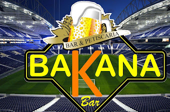 BaKana Bar. AV:Afonso Magalhães 839
