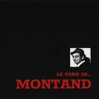 Yves Montand - Le Paris De...Montand 1964 (France, Chanson)