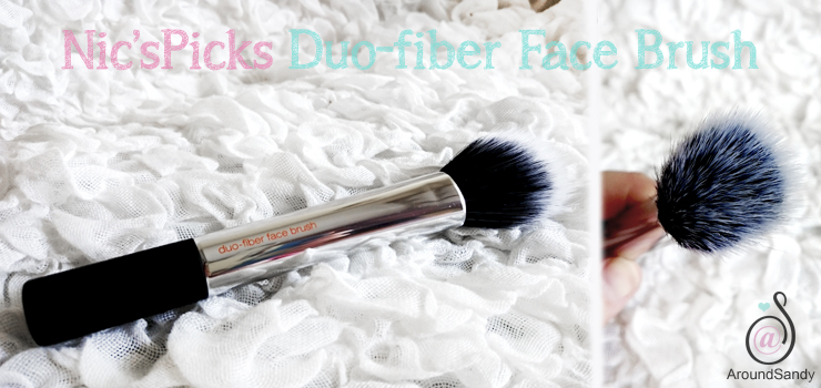 DUO-FIBER-FACE-BRUSH Real Techniques Nics Picks
