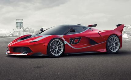 Ferrari FXX Ks Hypercar Review