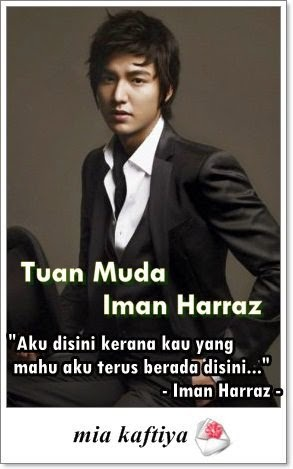 e-novel Iman harraz