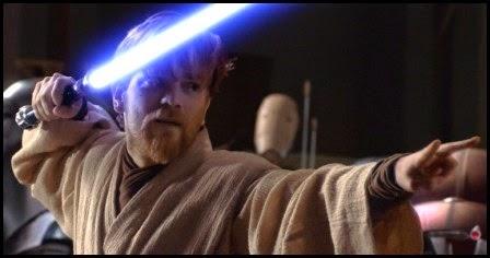 "Obi-Wan Kenobi en ""La venganza de los Sith"" (2005)"