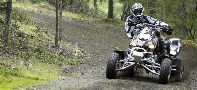 Las Cuatrimotos ATV/Quads