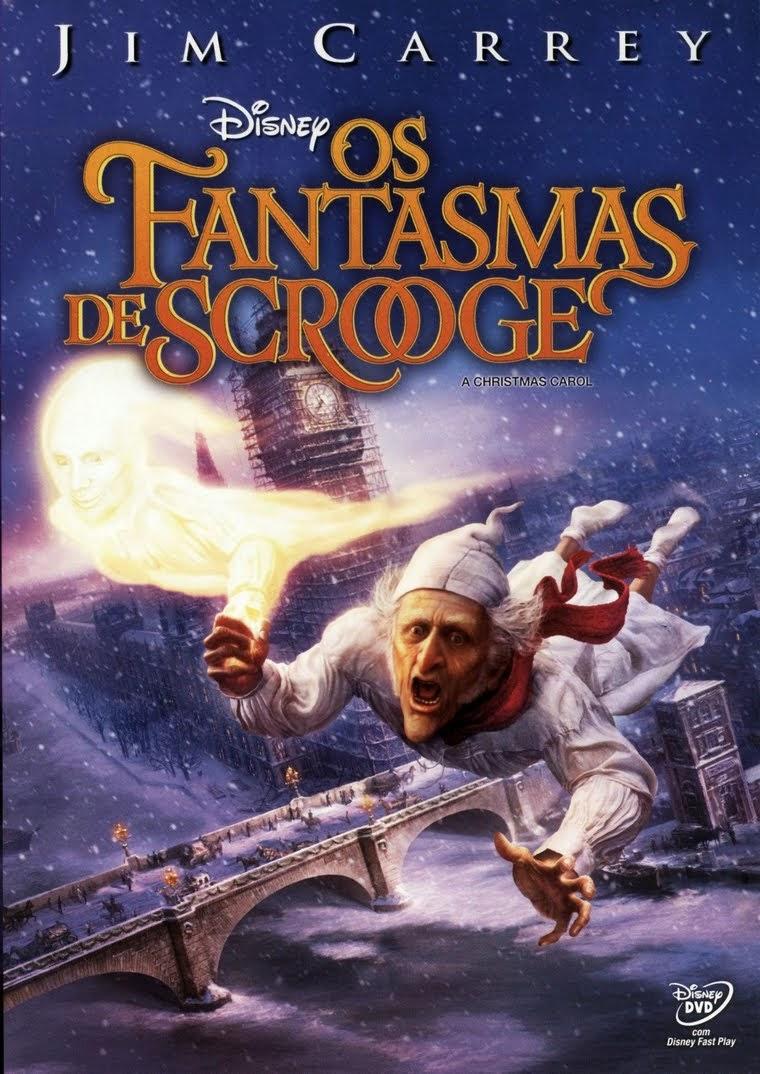 Os Fantasmas de Scrooge – Dublado (2009)