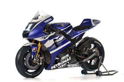 2011 Yamaha YZR-M1 MotoGP Best Pictures