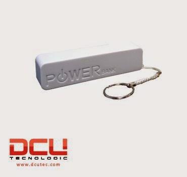 Batería externa-Power bank-Cargador